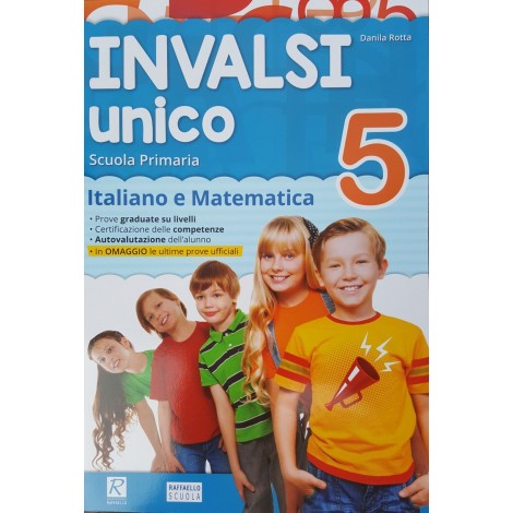 INVALSI UNICO CL.5