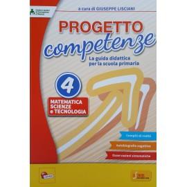 PROGETTO COMPETENZE MATEMATICA CLASSE 4