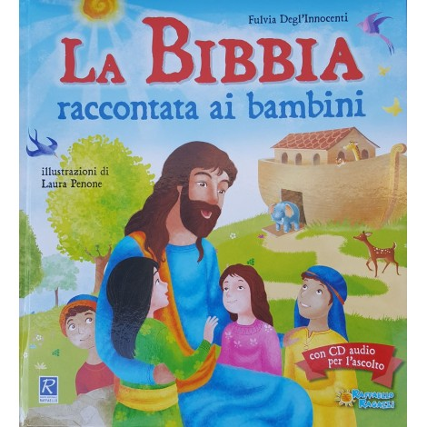 La bibbia raccontata ai bambini