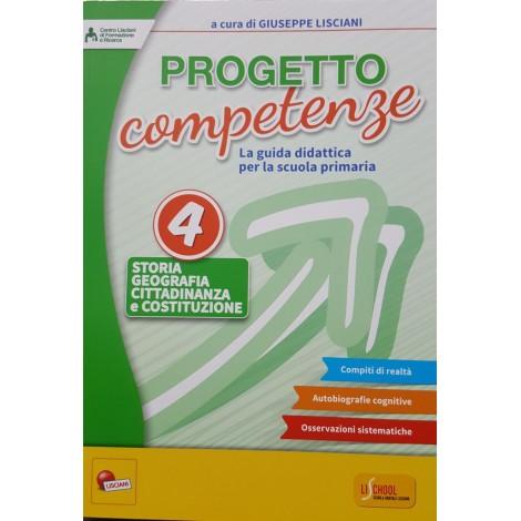 PROGETTO COMPETENZE STORIA  CL. 4