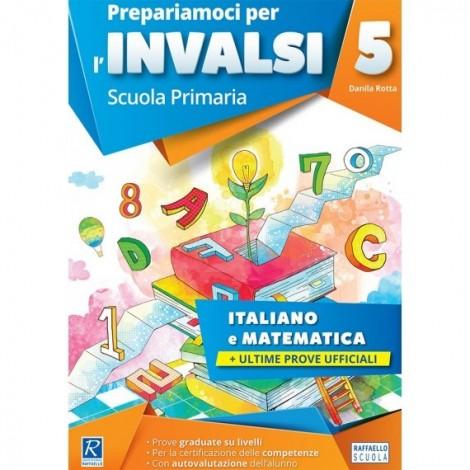 PREPARIAMOCI PER L'INVALSI KIT ITA/MAT CL.5