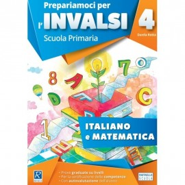 PREPARIAMOCI PER L'INVALSI KIT ITA/MAT CL.4