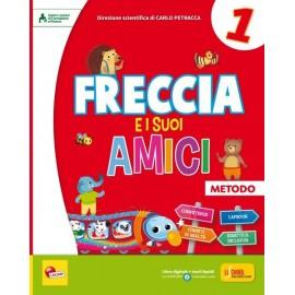 FRECCIA E I SUOI AMICI CL.1