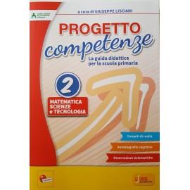 PROGETTO COMPETENZE MATEMATICA CLASSE 2