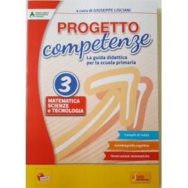 PROGETTO COMPETENZE MATEMATICA CLASSE 3