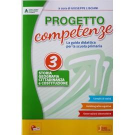 PROGETTO COMPETENZE STORIA  CLASSE 3