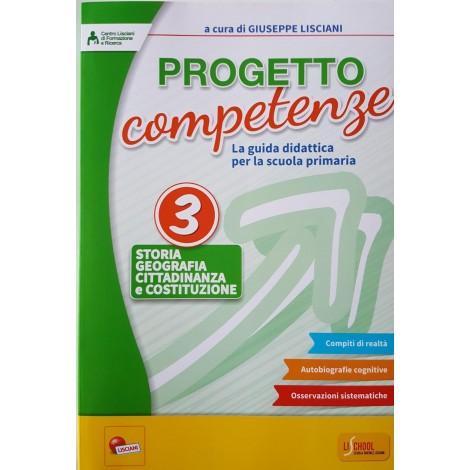 PROGETTO COMPETENZE STORIA  CL. 3