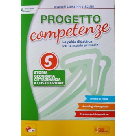 PROGETTO COMPETENZE STORIA CL. 5