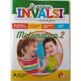 LE PROVE INVALSI DI PICCOLO GENIO MATEMATICA 2