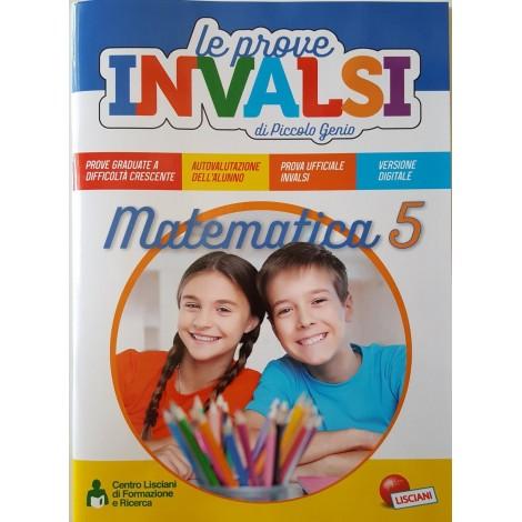 LE PROVE INVALSI MATEMATICA CL.5