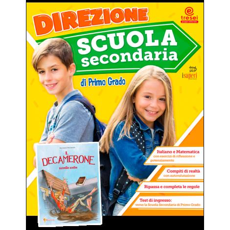 Direzione scuola secondaria cl.5
