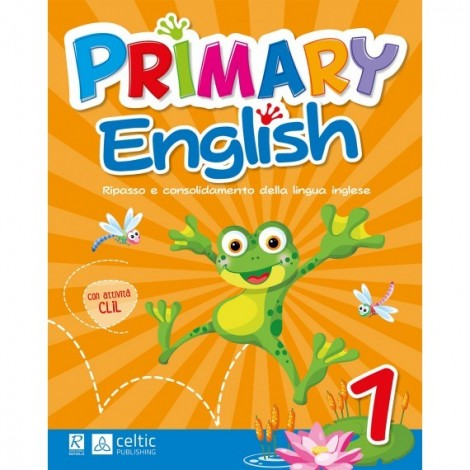 PRIMARY ENGLISH CL.1