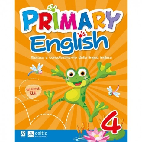 PRIMARY ENGLISH CL.4