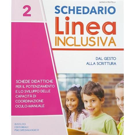 Schedario linea inclusiva vol.2