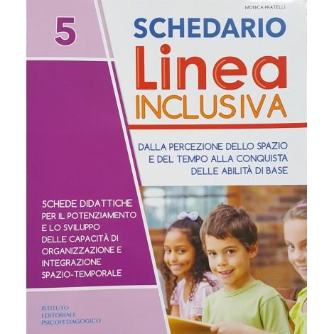 Schedario linea inclusiva vol.5