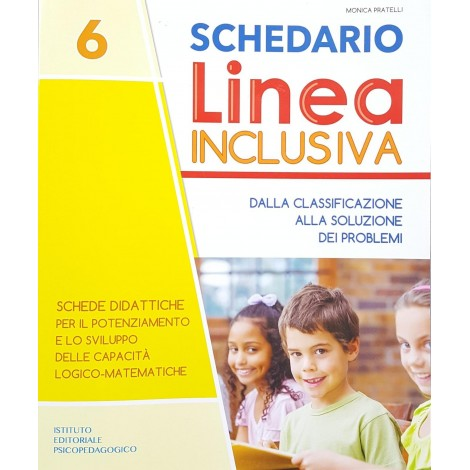 Schedario linea inclusiva vol.6