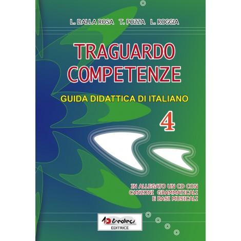 TRAGUARDO COMPETENZE GUIDA DIDATTICA ITALIANO CL.4
