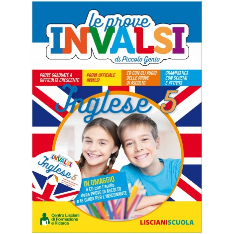 PROVE INVALSI INGLESE CL.5