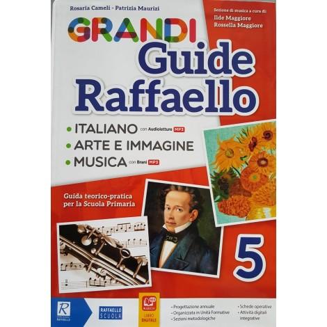 Grandi Guide Raffaello  Linguistica  Classe 5