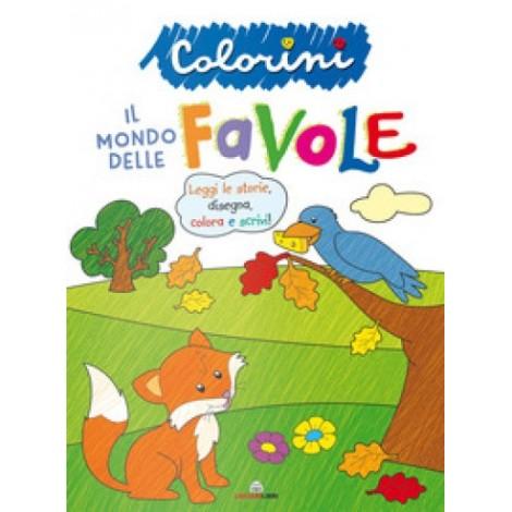 COLORINI-IL MONDO DELLE FAVOLE