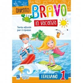 Divento bravo in vacanza - Italiano 1