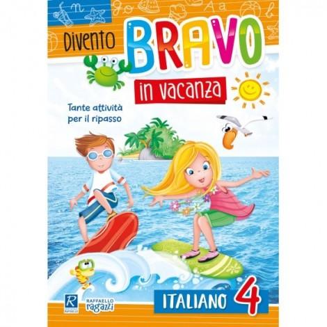 Divento bravo in vacanza - Italiano 4