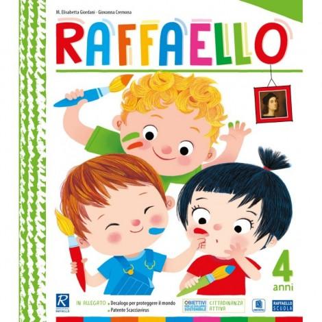 Raffaello 4 anni