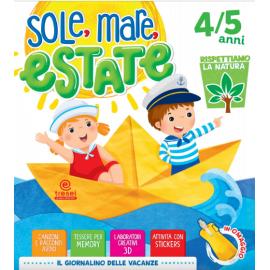 SOLE,MARE,ESTATE 4/5 ANNI
