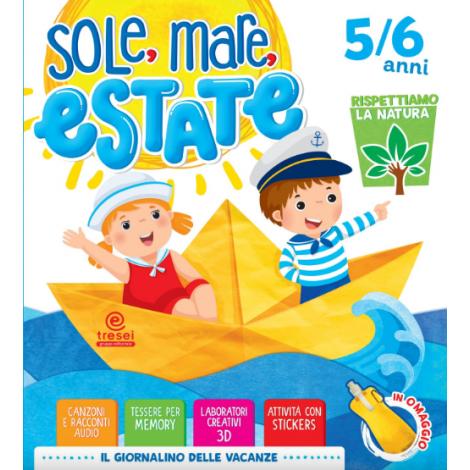 SOLE,MARE,ESTATE 5/6 ANNI