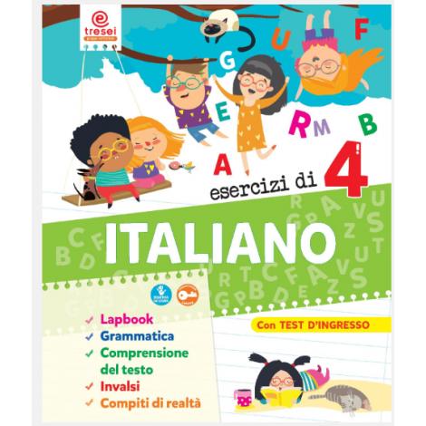 ESERCIZI DI ITALIANO CL.4
