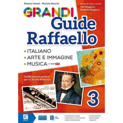 Grandi Guide Raffaello - Linguistica - Classe 3°
