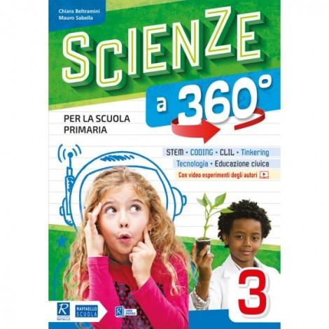 Scienze 360° - classe 3