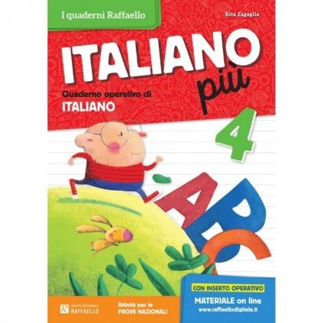 Italiano più - Classe 4°
