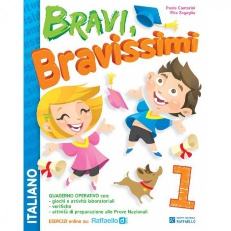Bravi Bravissimi - Italiano. Classe 1°