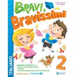 Bravi Bravissimi - Italiano. Classe 2°