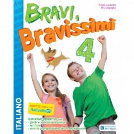 Bravi Bravissimi - Italiano. Classe 4°