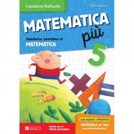 Matematica più - classe 5°