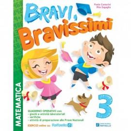 Bravi Bravissimi - Matematica. Classe 3°