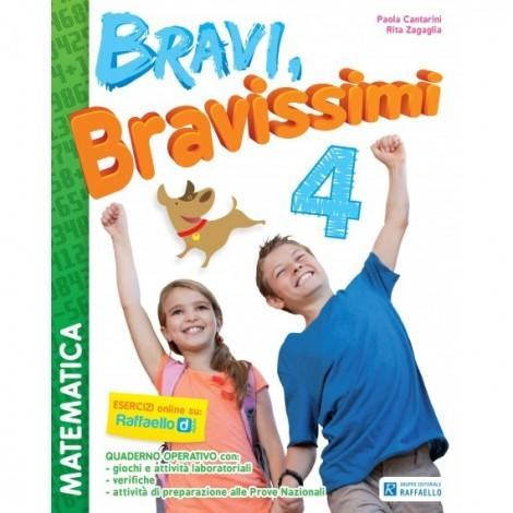Bravi Bravissimi - Matematica. Classe 4°