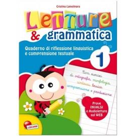 Letture e grammatica cl.1