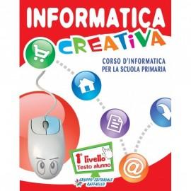 Informatica creativa. 1° livello