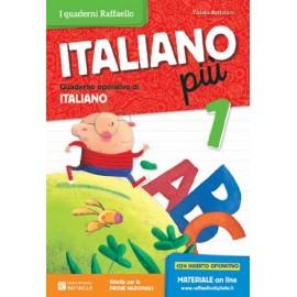 Italiano più - Classe 1°