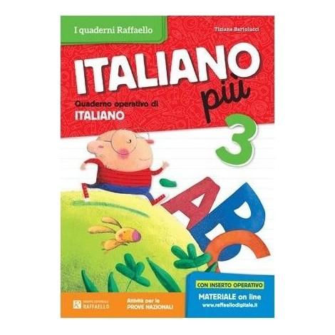 Italiano più - Classe 3°