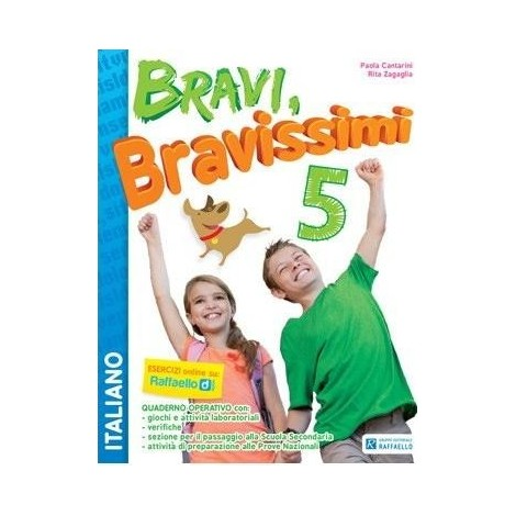 Bravi Bravissimi - Italiano. Classe 5°