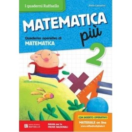 Matematica più - Classe 2°