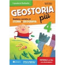 Geostoria più classe 4°
