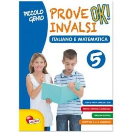 Prove invalsi ok italiano e matematica 5