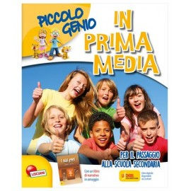 Piccolo genio in prima media cl.5