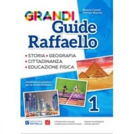 GRANDI GUIDE RAFFAELLO - Antropologica - Classe 1°