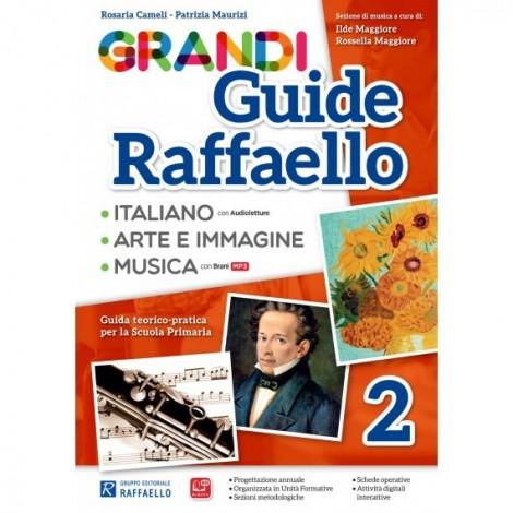 Grandi Guide Raffaello - Linguistica - Classe 2°